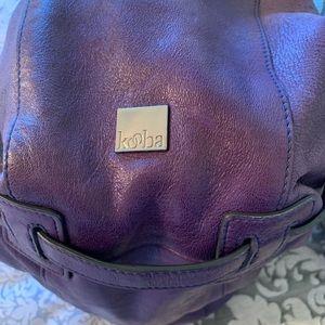 Kooba leather purse